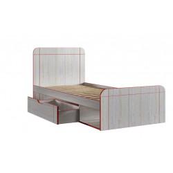 Кровать (детская Рио)