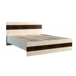 Кровать 1400 +ламели (спальня Марсель)