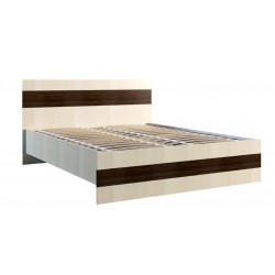 Кровать 1600 +ламели (спальня Марсель)