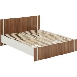 Кровать 1400 +ламели (спальня Катрин)