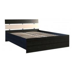 Кровать 1600 +ламели (спальня Неаполь NEW)